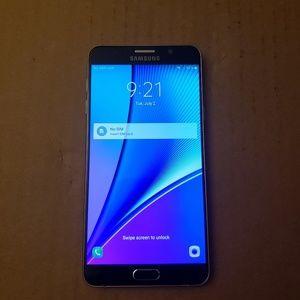 Samsung Note 5 phone unlocked